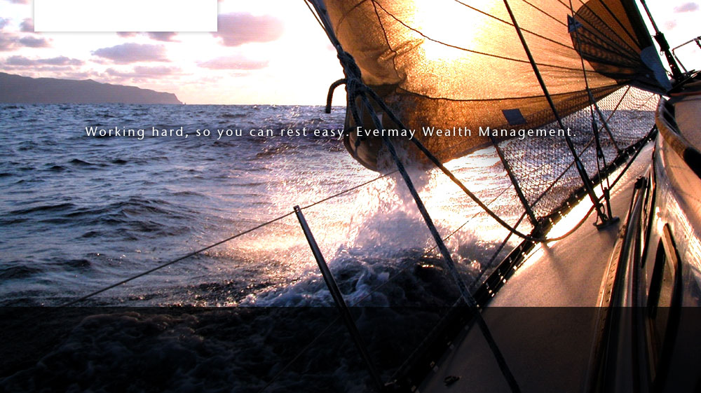 Working hard, so you can rest easy. Everway Wealth Management.